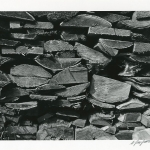 Logs, near Scranton, PA, 1974