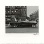 Cadillac Convertible, Brownsville, Brooklyn, 1950