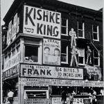 Kishke King, Brownsville, Brooklyn, 1953