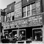 Furniture Exchange, East New York, c1950