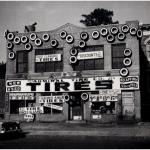 Tire Store, Pennsylvania Ave, Brooklyn, 1953