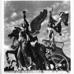 Winged Victory, Prospect Park Plaza, Brooklyn, NY. 1953