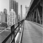 59th Street Bridge,  NYC, 1973