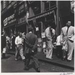 Canal Street, NYC, 1951