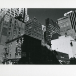 Cityscape, NYC, 1973