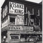 Kishke King, Pitkin Ave, Brownsville, 1953