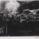 Anti-Vietnam March, NYC, 1974